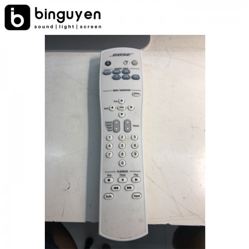 Bose remote Lifestyle 28 or 35 Media Center used 90%