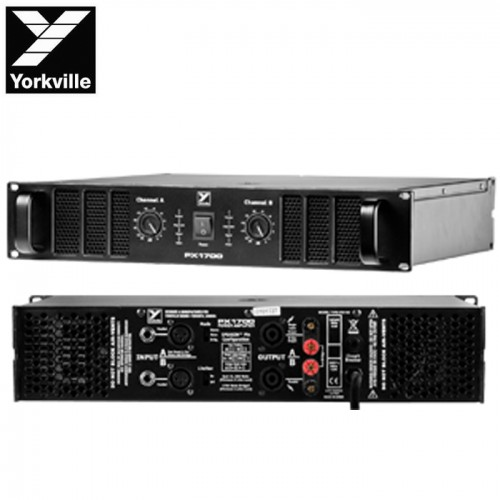 Yorkville Amplifiers Series - PX1700