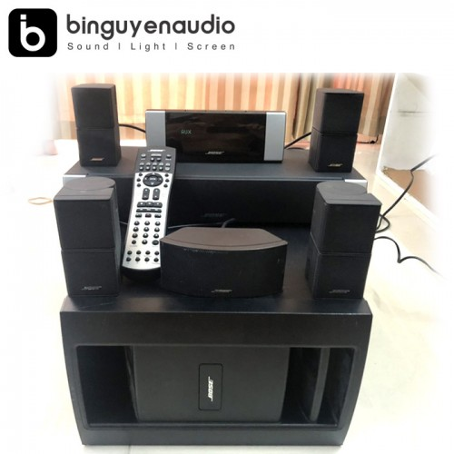 Bose Lifestyle V30 Home Theater System used 90%