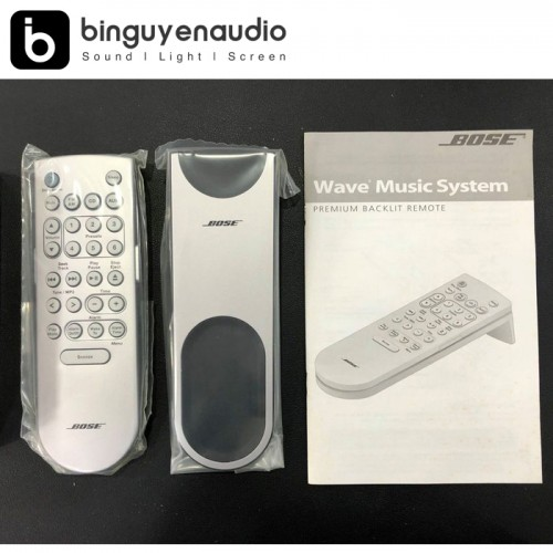 Bose remote các loại Wave music used 90%